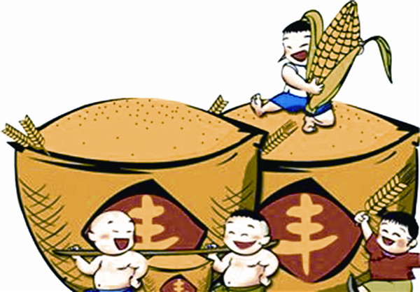 丰收让人喜悦,丰收更让人自信,丰收让我们感受到农民朋友们的辛苦和