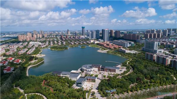 """东营:一座现代化湿地城市的""""文明担当"""""""